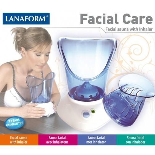 LANAFORM Facial Care - Tvárová sauna  (Tvárová sauna )