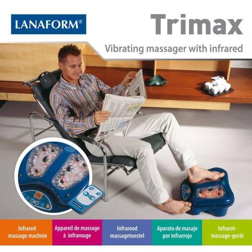 Lanaform Trimax : Reflexná čínska masáž (Masáž nôh)