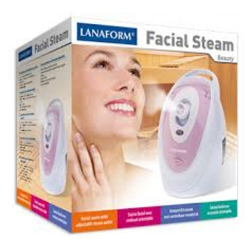 Tvárový naparovač : Lanaform Facial Steam (Tvárová sauna )