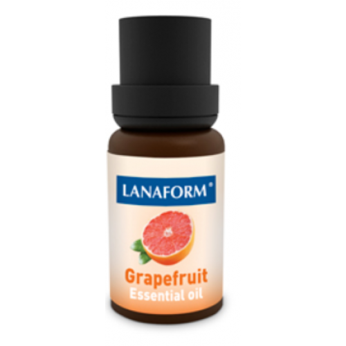 Lanaform Esenciálny olej : grapefruit (Esenciálne oleje)