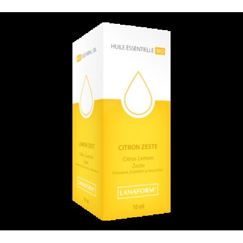 Lanaform Bio esenciálny olej : citrón (Esenciálne oleje)