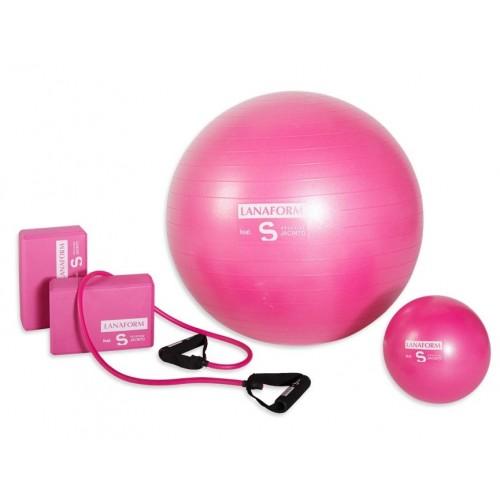 Lanaform Balance & Pilates - sada príslušenstva na Pilates (Fitness)