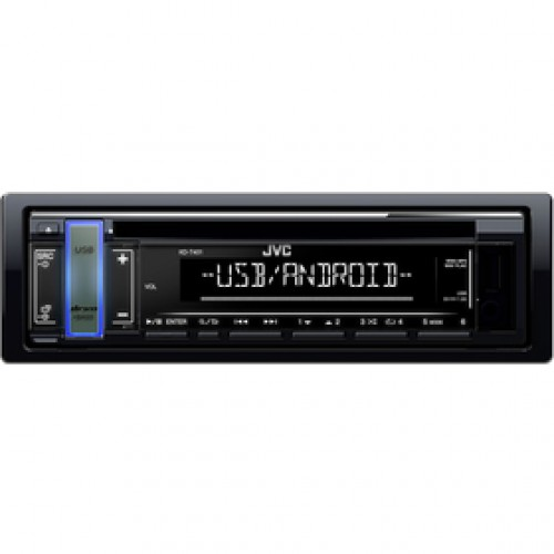 KD-T401 autorádio s CD/MP3/USB JVC