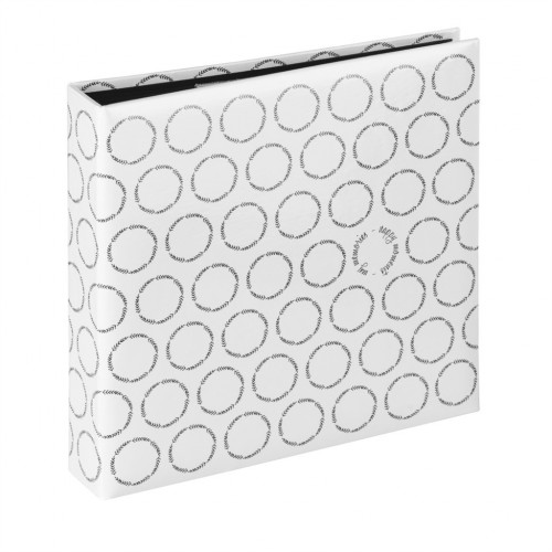 Hama album memo IVY 10x15/160, biely, popisové pole