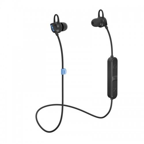 JAM Live Loose bezdrátová sluchátka do uší s mikrofonem, černá