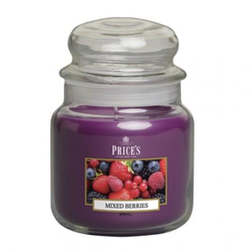 Stredná sviečka ovocný mix Prices