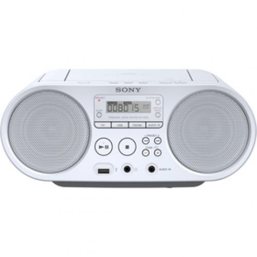 ZS-PS50W prenosné rádio s CD SONY
