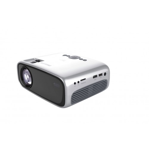 Kapesní projektor Philips NeoPix EASY NPX440, LED, repro, WVGA,