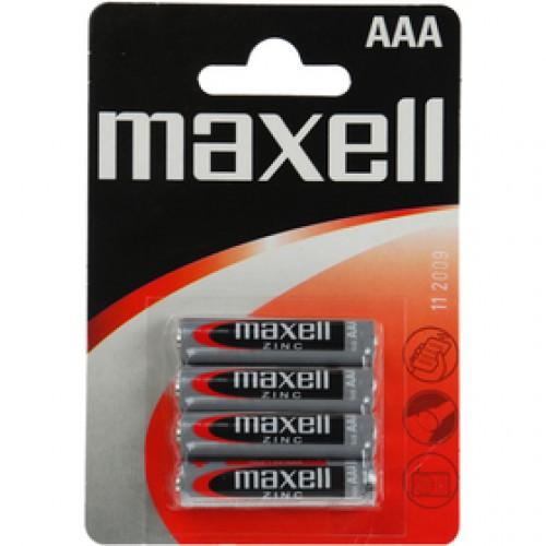 R03 4BP AAA Zn MAXELL