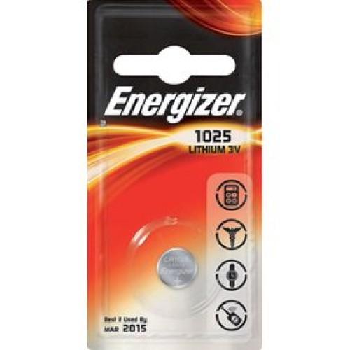 _BAT LITHIUM CR1025 ENERGIZER