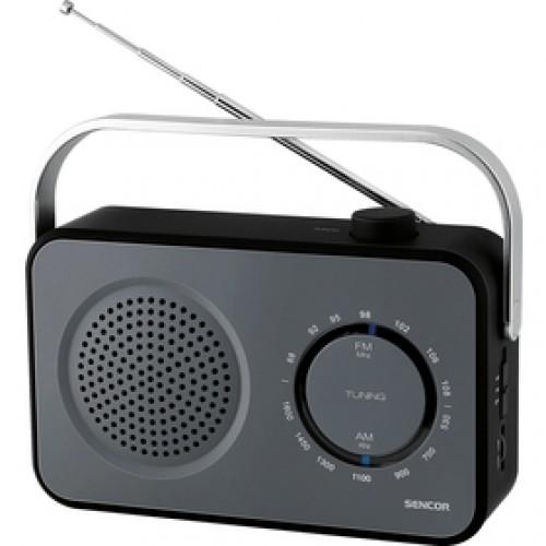 SRD 2100 B Rádioprijímač SENCOR