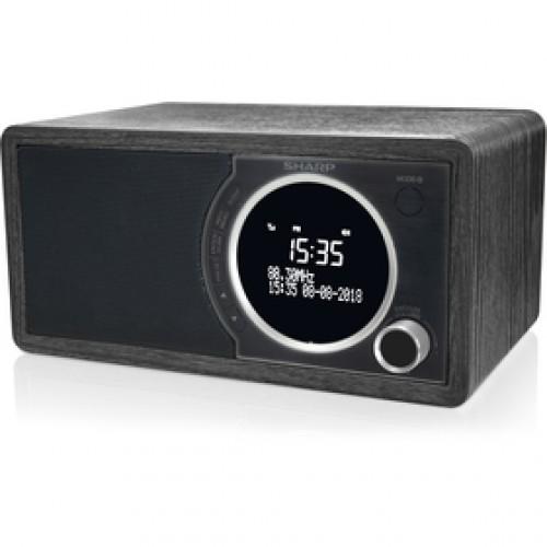 DR-450BK FM/DAB rádioprijímač SHARP