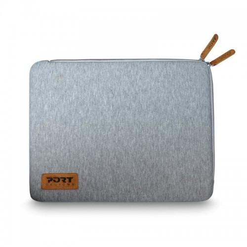 "PORT DESIGNS TORINO pouzdro na 10/12,5"" notebook, šedé"