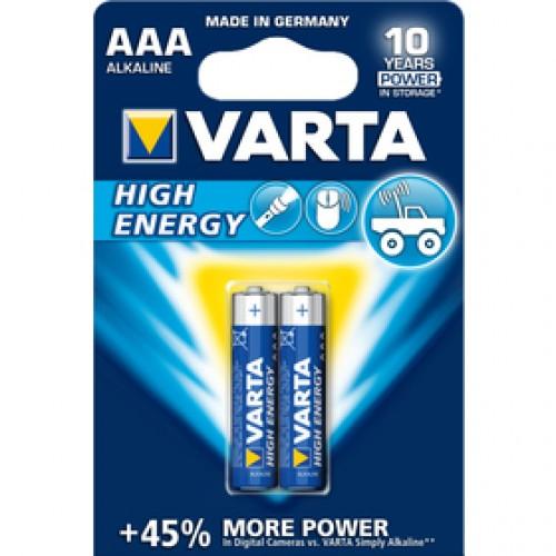 Longlife Power LR03 2BP AAA bat. VARTA