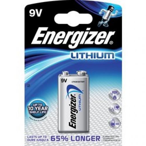 LA522 1BP 9V Ultimate Li ENERGIZER