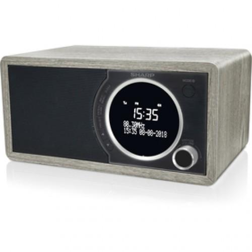DR-450GR FM/DAB rádioprijímač SHARP