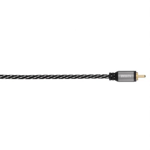 Avinity CL 2* audio kábel cinch vidlica – vidlica, digitál, 1,5 m, kovové konektory