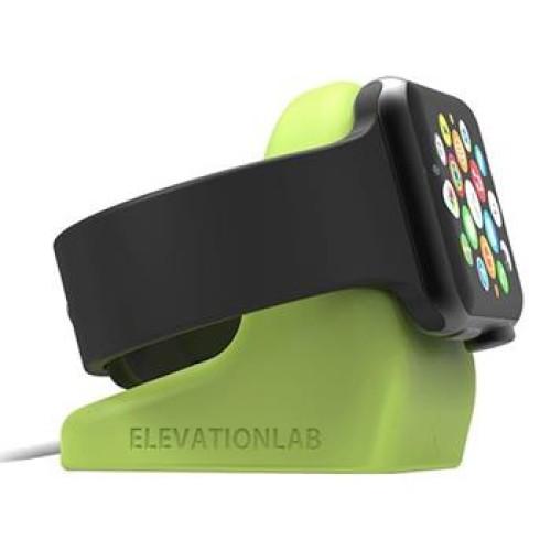 Elevationlab Nightstand for Apple Watch Green