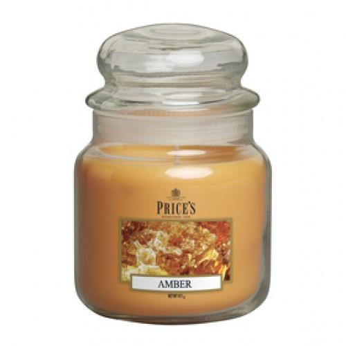 Stredná sviečka Jantár Prices